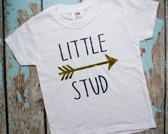 Little Stud Boys T-Shirt~ 3T