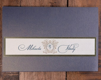 Royal Invitations, Royal Wedding Invitation, Royal Invitation, Royal Wedding Invitations, Shield Invitation, Shield Wedding Invitations