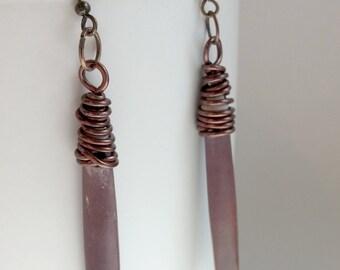 Urchin Spine Earrings