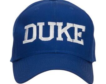 Halloween Character Duke Embroidered Cap