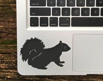 Squirrel Sticker, Squirrel Decal, Squirrel Macbook Stickers, Macbook Pro Stickers,Squirrel  Laptop Decals, Funny, JDM, Squirrel Stickers