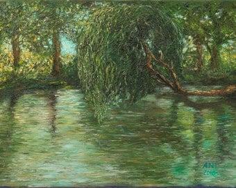Anninmuiza's Pond