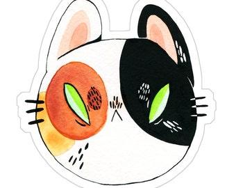 Calico Sticker