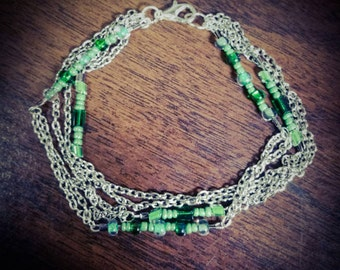 Emerald Isle Bracelet