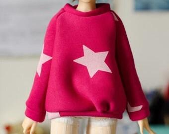Sweat pink star