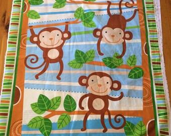 Jungle Fabric Panel
