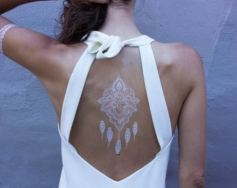 Dreamy Lace - Temporary Henna Body Art