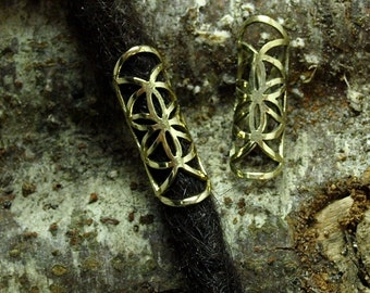 Seed of Life Dreadlock Bead /Jewelry