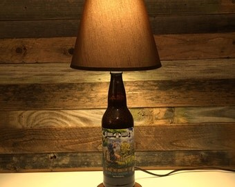 Clown Shoes Beer Lamp
