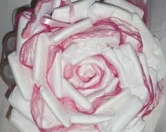 Diaper cake Pink