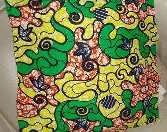 Ankara Pillow Cover
