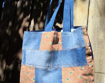 Handmade tote bag #1