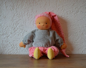 Stuffed doll Schlamperle