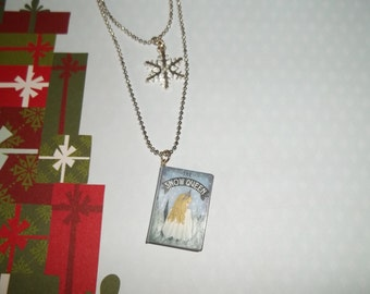 Ice Queen Storybook Necklace