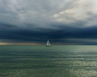 Sailboat By SenatraPhotography