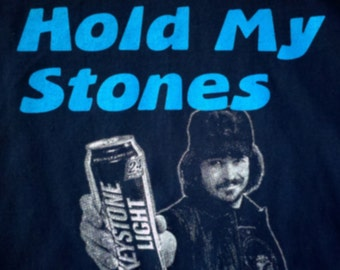 Keith Stone T-shirt: All sizes