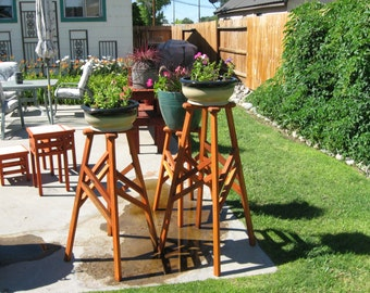 Decorative Tall Plant Stands