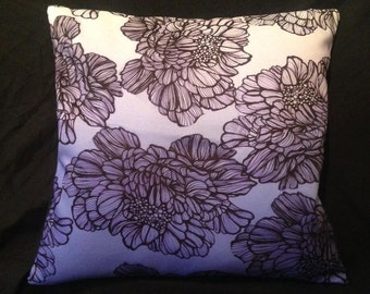 Hand Drawn Cushion Cover