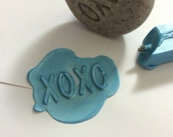 personalized wax seal, customized wax seal, wax seal, wax seal + stationary, stationary gift set, personalized gift