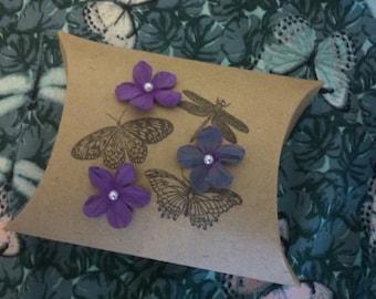 """Handmade """"butterflies"""" gift box"""
