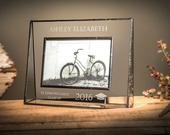 personalized graduation gift photo frame j devlin pic 319 series various sizes ep 500