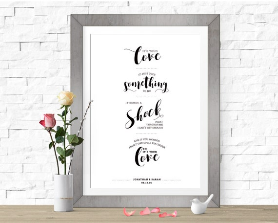 Its Your Love Tim McGraw Faith Hill Wedding Song