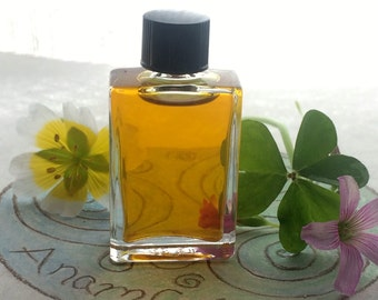Anam Cara Botanical Perfume, Natural Vegan Perfume, 5 ML Bottle, Unisex Cruelty Free Body Fragrance