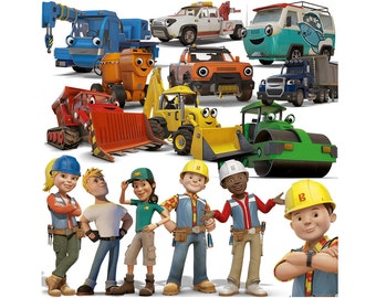 Bob the Builder clipart