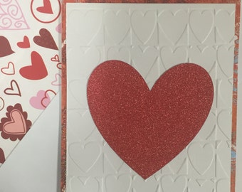 Valentine's Day Cards-Set of 4