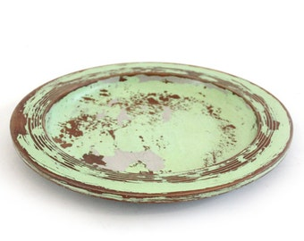 Distressed Fruit Plate