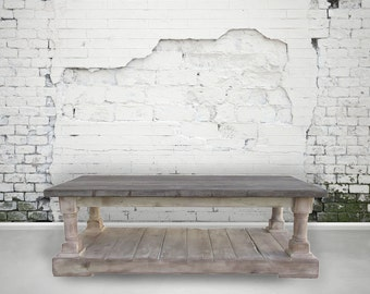 Coffee Table, Table, End Table, Reclaimed Wood, Handmade