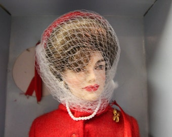 Jackie Kennedy Doll Canadian Mountie