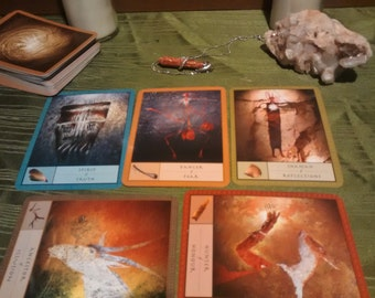 Oracle Reading 5 Card