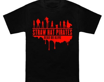 T-shirt One Piece (Dead or alive)