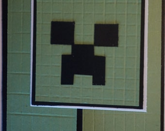 Creeper Card