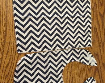 Baby Bib/burp cloth set
