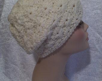 Women's Hat Crochet  Beanie Hat Accessories Beanie
