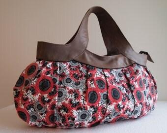 GEDEON Hobo Bag Floral