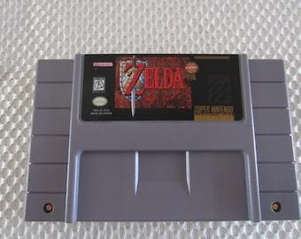 The Legend Of Zelda A Link To The Past - Super Nintendo