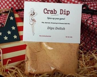 Crab Gourmet Dip Mix