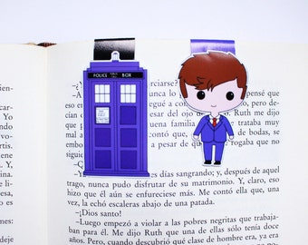 Doctor Who Magnetic Bookmark