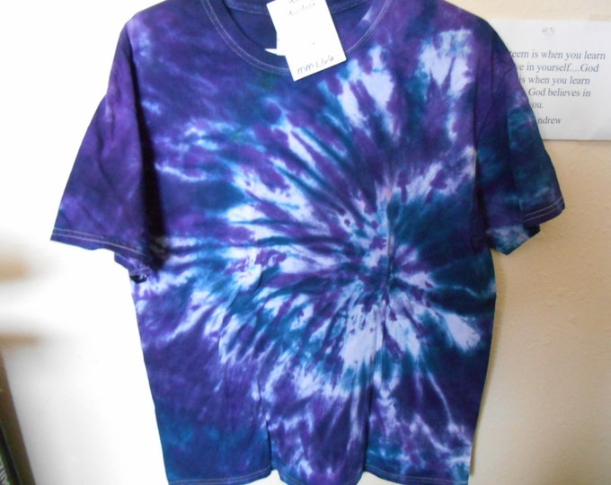 100% cotton Tie Dye T-shirt MMLG6 size Large