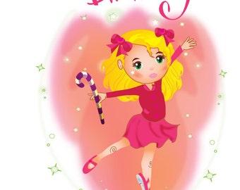 Little Princess Birthday Card