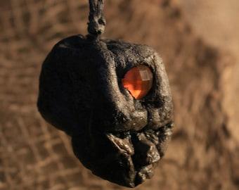 Susepended Topaz Rotten Head, ''Jimmy No-Jaw''