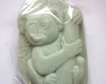 Handcrafted KOALA Adordable All Natural Soap ~ Vegan ~ Pick your scent ~ Great Gift