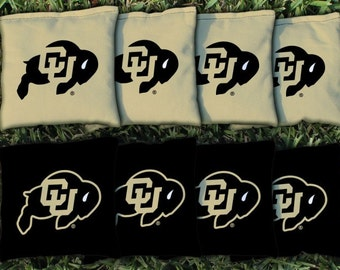 Colorado Buffaloes Cornhole Bag Set
