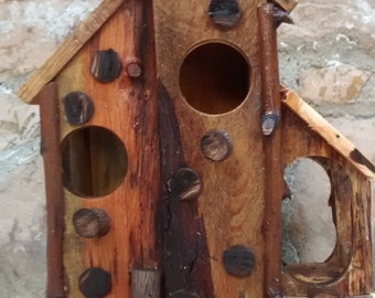 Country house for hummingbirds