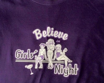 Believe in Girls Night
