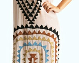 Alexia Embroidered Dress