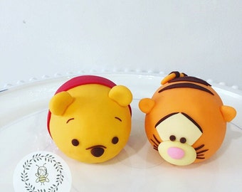One Tsum Tsum Cake Toppers